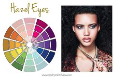 Make your natural eye color stand out! - Hazel Eyes