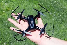 Tiny drones are the best. They're fun to fly, and you don't have to register them with the FAA Drone For Sale, Smartphone Holder, Drone Technology, Racing, Fun, Pilot, Running, Lace, Funny