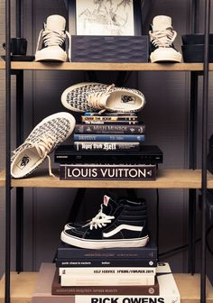 Jerry Lorenzo Shows Off His Crib To The Coveteur (UpscaleHype)