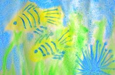 Activities: Make Salty Sea Creature Paintings