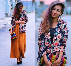 Must Have: Floral blazer (by Queen Horsfall)