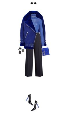 """""""."""" by hellojae ❤ liked on Polyvore featuring Acne Studios, Yves Saint Laurent, Emilio Pucci, Joseph, Colette Jewelry and AS29"""