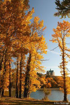 Prince of Wales Hotel, Waterton Lakes National Park, Alberta, Canada,