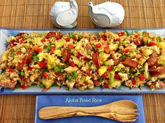 Aloha Fried Rice ~ The Complete Savorist