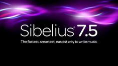 Avid sibelius 7.5 Crack password Full version