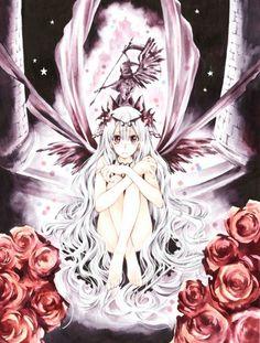 Arina Tanemura - neuer Manga Akuma ni Chic×Hack startet im März - http://sumikai.com/mangaanime/arina-tanemura-neuer-manga-akuma-ni-chicxhack-startet-im-maerz-123792/