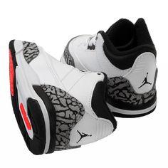 Nike Air Jordan Retro 3 Basketball Shoes Toddlers 8c (832033-123) #Nike