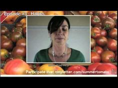 Brilliant video on  Health Habit Forming & Bad Habit Breaking by scientist Darya Pino - of Summer Tomato Live