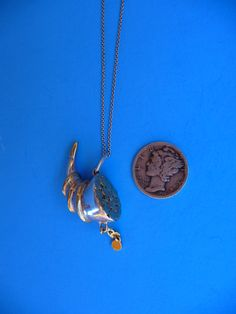 Gold & Silver Necklace