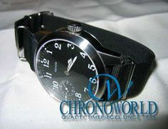 Brand: EPOS  Model: Unitas 3260BL  Strap: NATO(Black 20mm)  Owner: T.A.(Iwate,Japan)  Purchase this Strap at:   http://www.chronoworld.com/watch-straps-bands/hdt-design/g10-type-nato-straps-17-various-colours.html