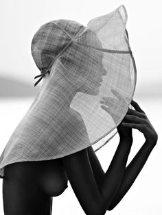 Olga Serova 2006 black and white b&w