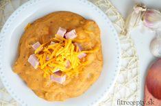 Krémové zemiaky na cesnaku - FitRecepty