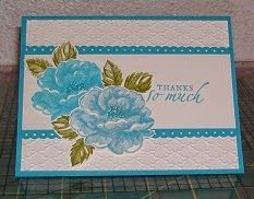 Mary Lee's Stamping: Another Stippled Blossom