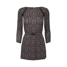 Petit by Sofie Schnoor jurk Leopard