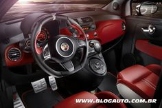 Fiat 500 Abarth 595 50th Anniversary Edition