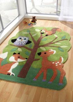 Carpet Forest Friends