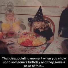 lol a birthday party to remember