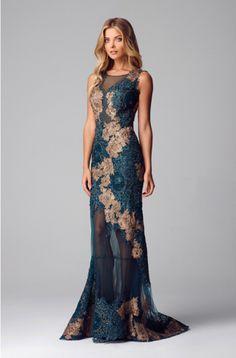 Love this Alberto Makali Evening Gown #allabtdress #gala #celebritystyle #eveningdress #prom