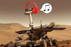NASA hopes inspirational tunes will wake up Opportunity rover
