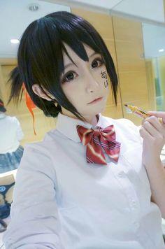 Mitsuha~ Your name