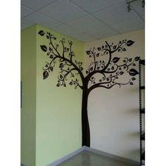 http://www.vinilosdecorativosmx.com/vinil-de-arbol-para-pared Vinil de Arbol para Pared
