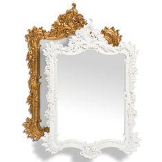Barbara Cosgrove X-Mirror Opulance. #laylagrayce #mirror