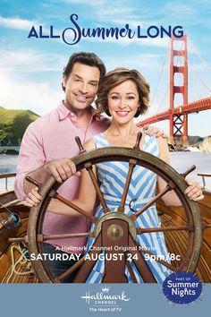 Its a Wonderful Movie - Your Guide to Family and Christmas Movies on TV: All Summer Long - a Hallmark Channel Summer Nights Movie starring Autumn Reeser & Brennan Elliott! Hallmark Channel, Films Hallmark, Family Christmas Movies, Hallmark Christmas Movies, Family Movies, Holiday Movies, Winter Princess, Tv Series Online, Movies Online