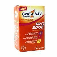 One-A-Day Women's Pro Edge Multivitamin, Tablets 50 ea (PACK OF 2) ** Check out this great product.