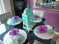 Summer Dining Room Table Decor