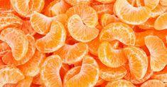 tangerina é bom para o cérebro