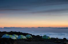 Good Morning! Our Mount #Kilimanjaro picture of the day!