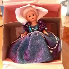 "Estate Sale Madam Alexander 8"" # 14549 Fairy Godmother #MadameAlexander #DollswithClothingAccessories"
