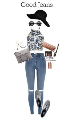"""""""Good Jeans"""" by amazingali11 ❤ liked on Polyvore"""