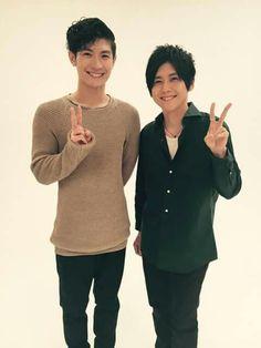 #seiyuu #yuuki #yuki #kaji #miura #haruma #snk #shingekinokyojin #movie #actor