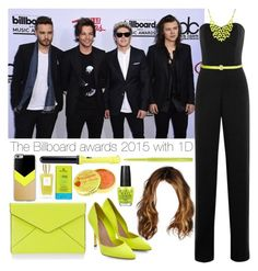 """""""The Billboard awards 2015 with 1D"""" by directioner-123-ii ❤ liked on Polyvore"""