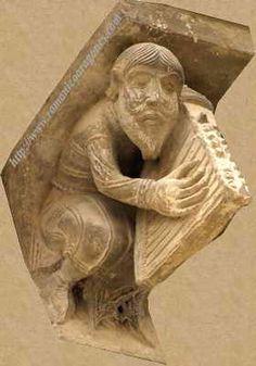 SPAIN / Medieval - SANTA MARÍA DE UNCASTILLO (ZARAGOZA)