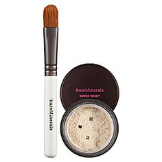 bareMinerals - Blemish Therapy. treatment that conceals blemishes and helps to heal outbreaks at the same time!