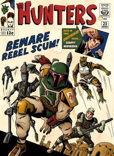 Comics that should've been.