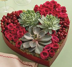 A box of chocolates certainly makes Valentine's Day delightful, but for an alternative way to celebrate the occasion, try this fabulous—and fragrant—idea from Southern Lady Magazine. Remove the lid of a heart-shaped paper-mâché box, and…