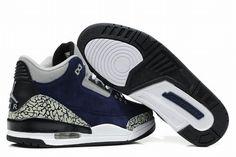 2cf59732907bab Air Jordan III Anti fur-009 Sneakers Nike Jordan