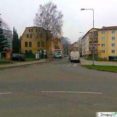 Podnět 144197 - Poškozená dopravní značka zrcadlo - Rychnov u Jablonce nad Nisou Jablonec nad Nisou #Poškozenádopravníznačkazrcadlo #RychnovuJabloncenadNisouJablonecnadNisou #ZmapujTo #MobilniRozhlas
