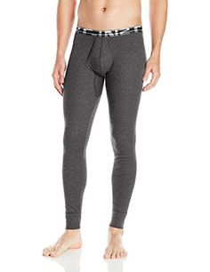 a1ec0776241 CIN2 Mens Thermal Long John Cell Block Heather XLarge   See this great  product. Mens