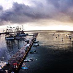 Puerto de #Veracruz por Jaime Hernández #VeracruzTurismo
