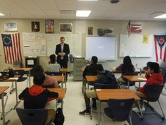 Evan Guthrie Law Firm spoke at the Stall High School Career Symposium in North Charleston, SC on Thursday February 9, 2017. #stall #highschool #school #career #day #lawyer #attorney #lawfirm #speaker #advice #business #money #help #legal #profession #school #education #southcarolina #charlestonsc #charleston
