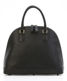 Another Great Find On Zulily Black Leather Satchel By Mila Blu Zulilyfinds