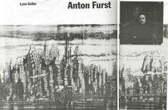 BOMB Magazine — Anton Furst by Lynn Geller