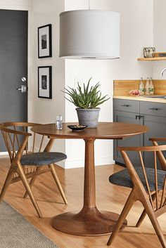 Madison Tables. Small Space Dining Table