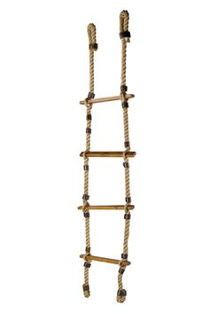 Rope Ladder Rope Ladder, Menlo Park, House In The Woods, Natural Wood, Home Goods, Hemp, Country, Children, Boys