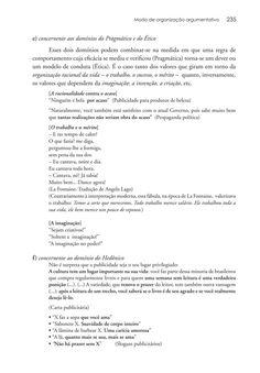 Página 235  Pressione a tecla A para ler o texto da página