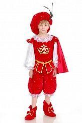Принц в красном, 122-128 рост